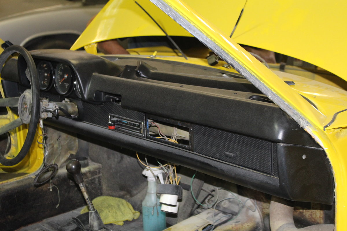 1970 Porsche 914-6, Canary Yellow, restored, drives great! For Sale (picture 3 of 6)