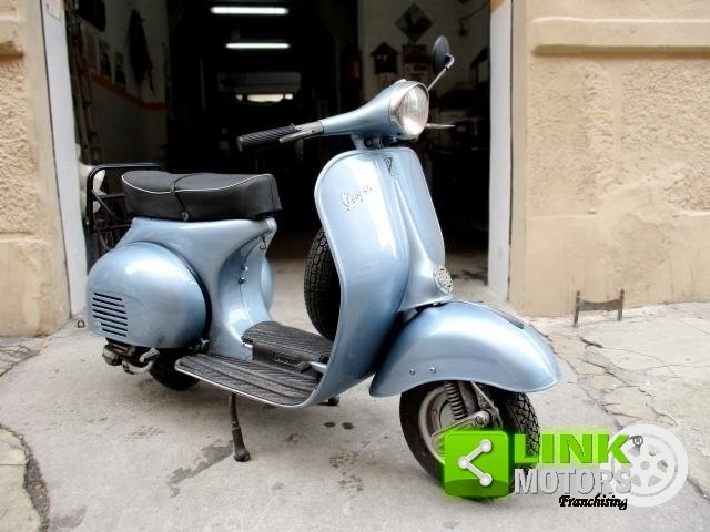 PIAGGIO (VNB3T) VESPA 125 (1964) For Sale (picture 1 of 6)
