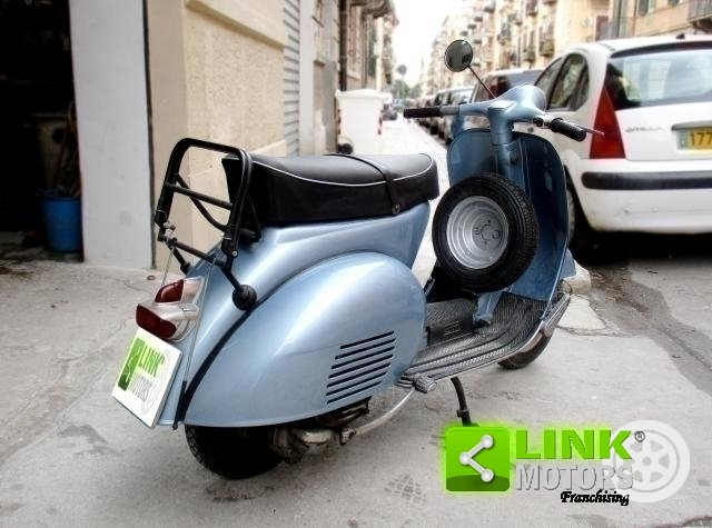 PIAGGIO (VNB3T) VESPA 125 (1964) For Sale (picture 4 of 6)