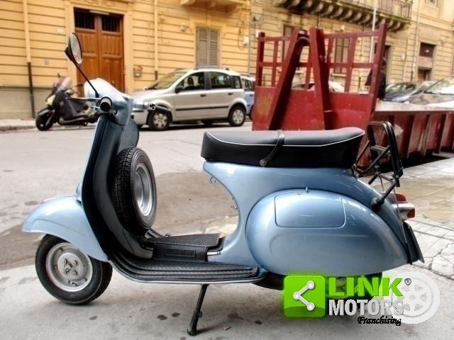 PIAGGIO (VNB3T) VESPA 125 (1964) For Sale (picture 6 of 6)