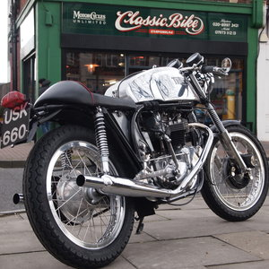 Triumph 1959 Featherbed Framed Triton T120 650/750? For Sale