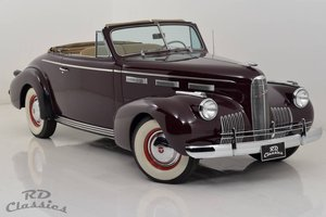 1940 LaSalle Series 50 Convertible For Sale