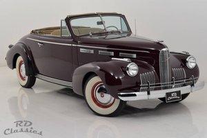 1940 LaSalle Series 50 Convertible