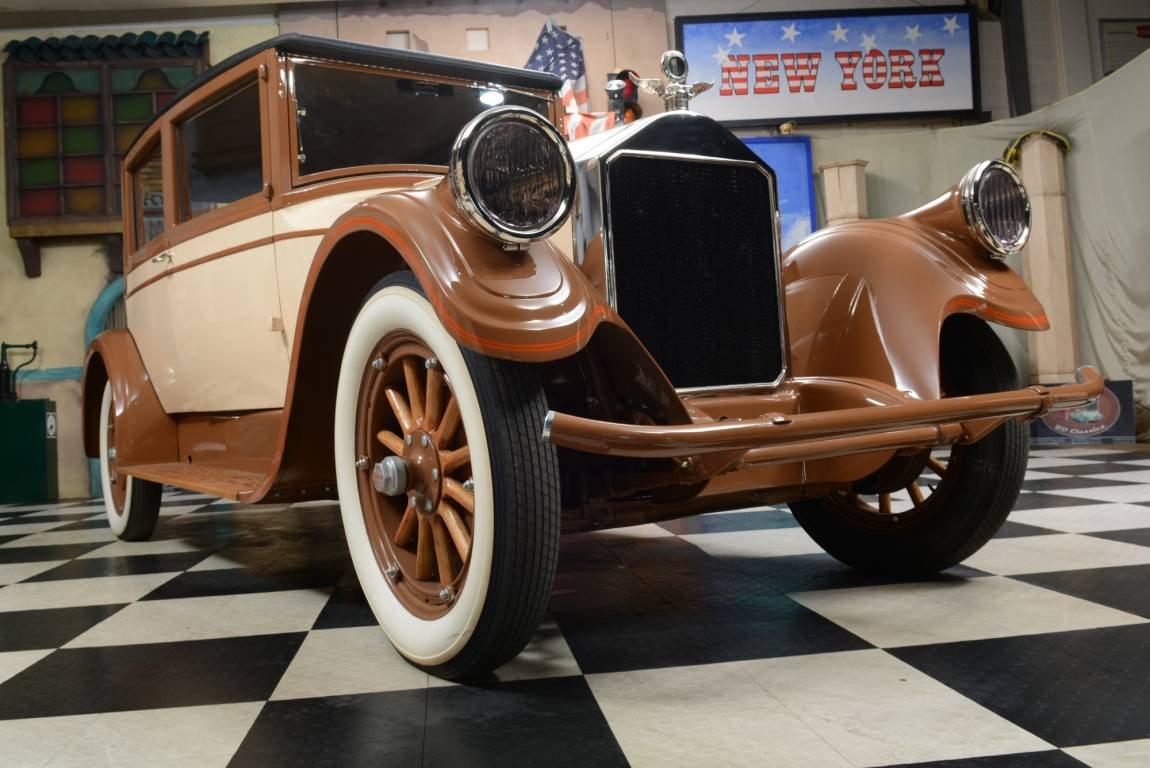 1925 Pierce Arrow Series 80 Coach / Sammlerstuck! For Sale (picture 1 of 6)