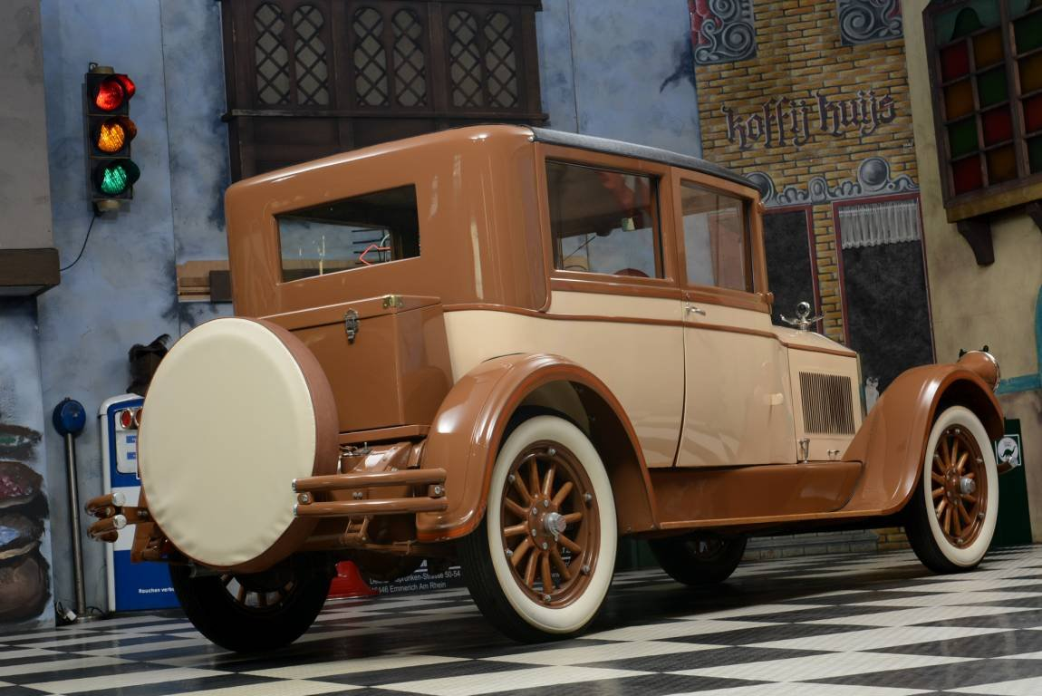 1925 Pierce Arrow Series 80 Coach / Sammlerstuck! For Sale (picture 2 of 6)