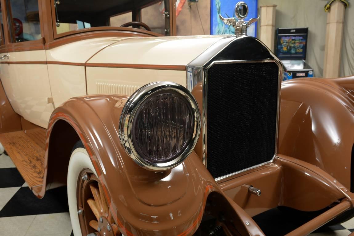 1925 Pierce Arrow Series 80 Coach / Sammlerstuck! For Sale (picture 3 of 6)