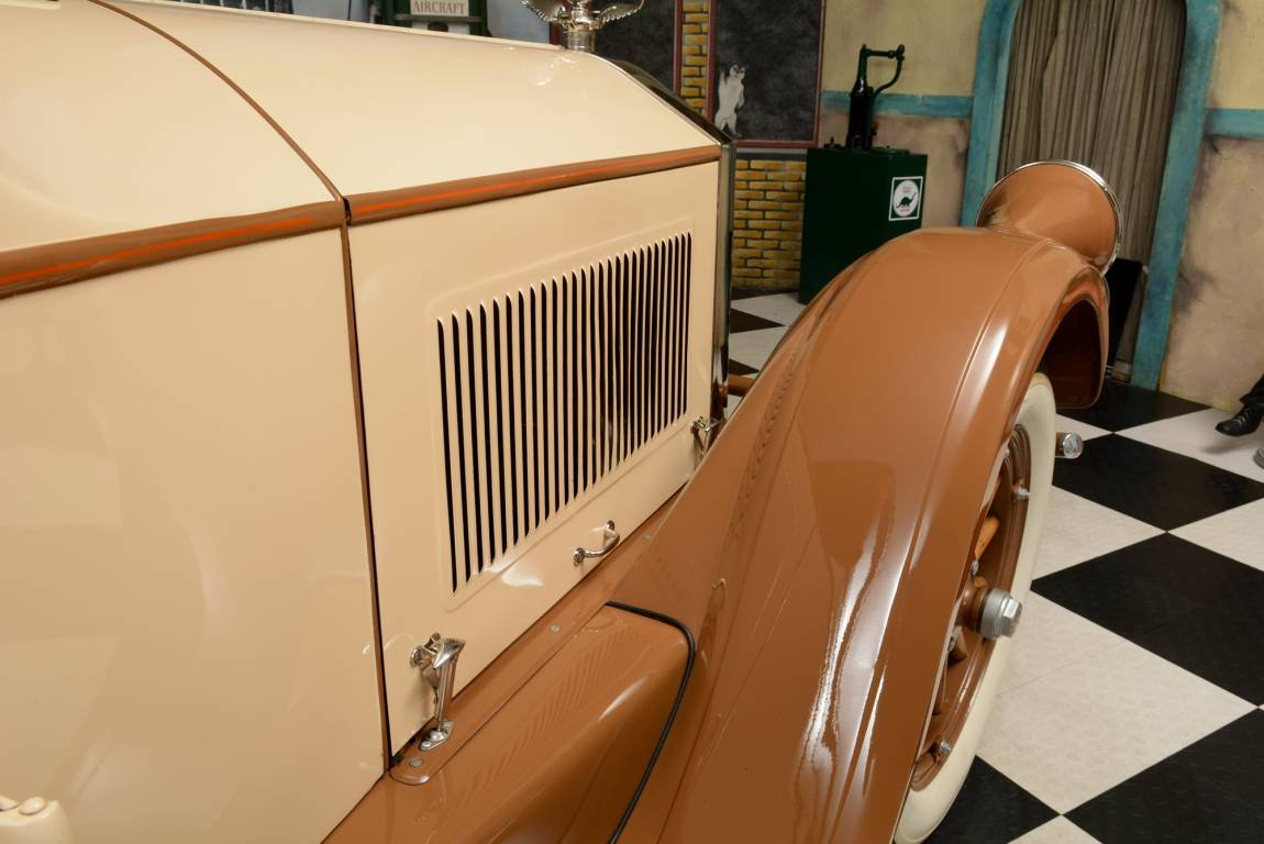 1925 Pierce Arrow Series 80 Coach / Sammlerstuck! For Sale (picture 4 of 6)