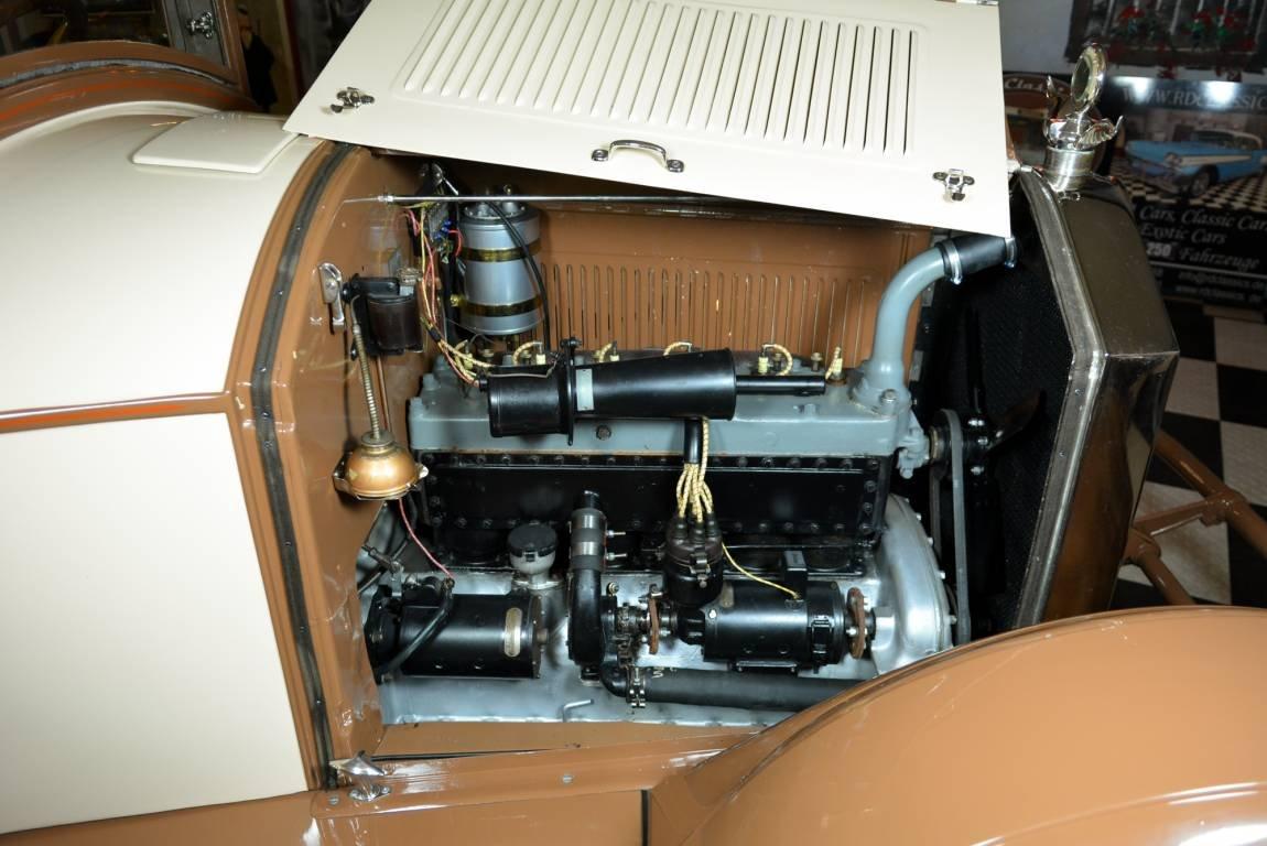 1925 Pierce Arrow Series 80 Coach / Sammlerstuck! For Sale (picture 6 of 6)