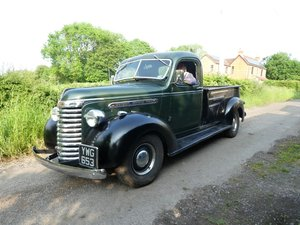 1938 GMC 1/2 Ton Pickup Truck For Sale