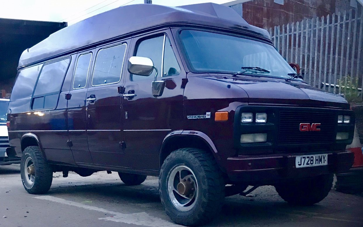 1992 gmc vandura g3500 5.7 v8 For Sale (picture 1 of 3)