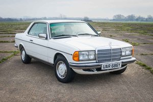 1983 Mercedes-Benz 280CE - LHD - Swiss Supplied New For Sale