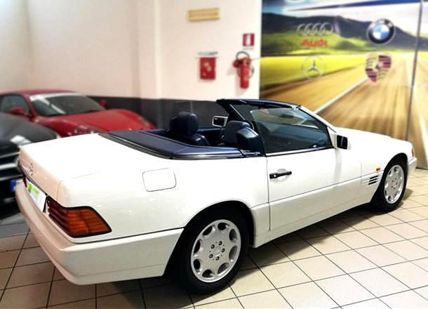 MERCEDES-BENZ SL 320 CAT (1994) For Sale (picture 2 of 6)