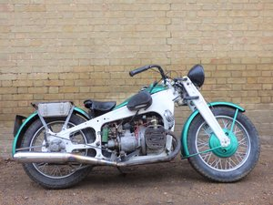1940 1958 Gnome & Rhone AX2 800cc SOLD