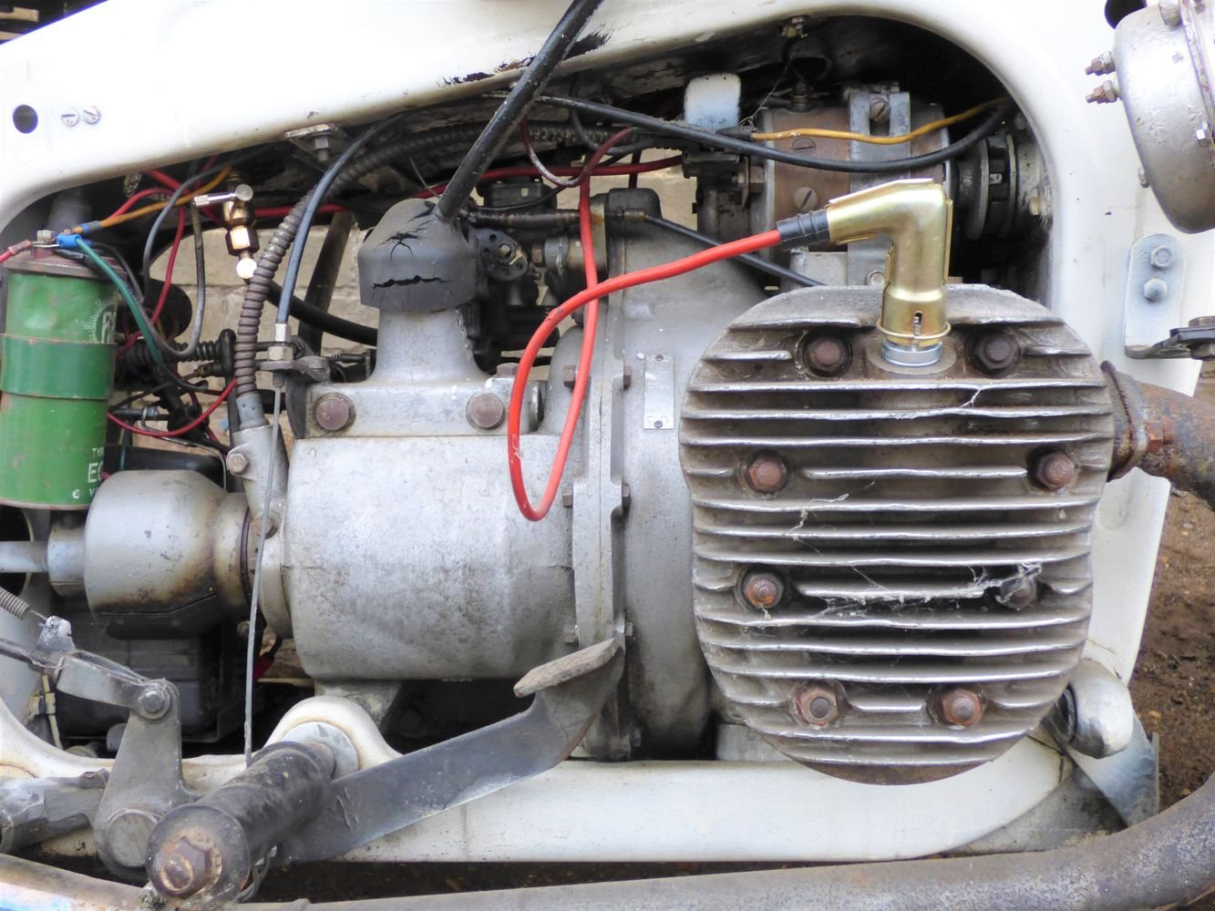 1940 1958 Gnome & Rhone AX2 800cc SOLD (picture 3 of 6)