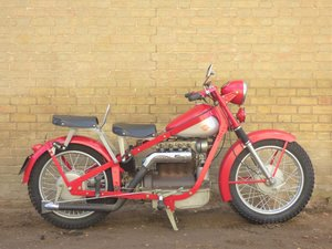 1951 Nimbus Model C 750cc For Sale