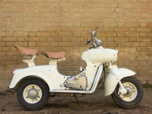 1955 Moto Rumi Formichino 125cc SOLD