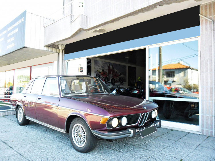 1973 BMW 3.0 SI E3 New Six For Sale (picture 1 of 6)