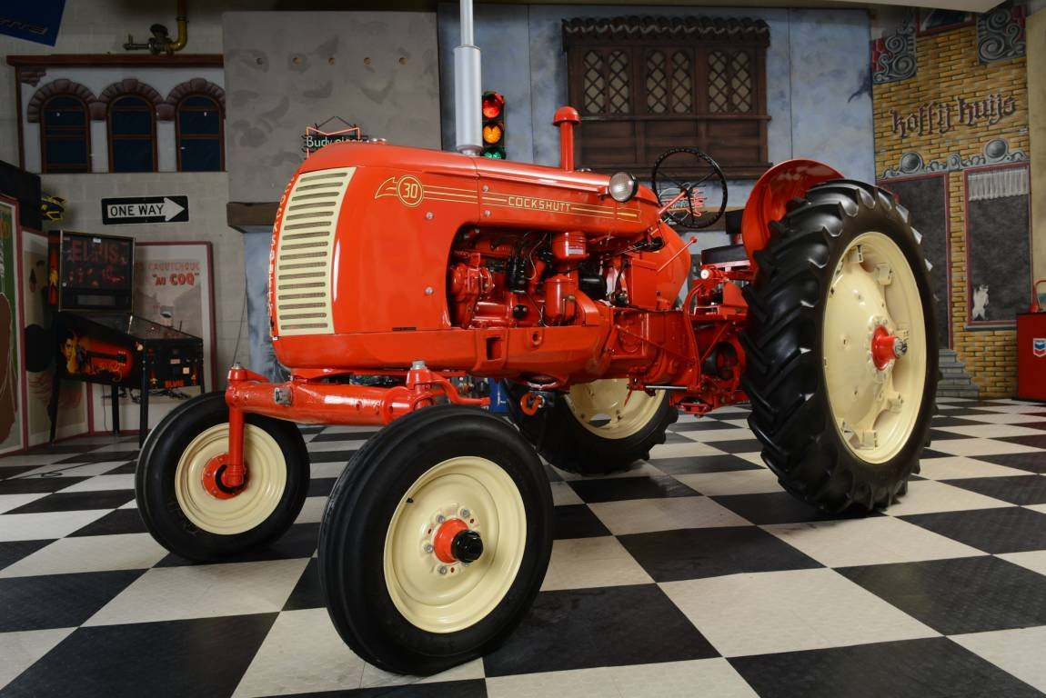 1951 Cockshutt 30 Traktor, Top Zustand For Sale (picture 1 of 6)