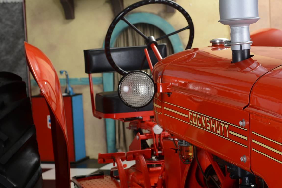 1951 Cockshutt 30 Traktor, Top Zustand For Sale (picture 3 of 6)