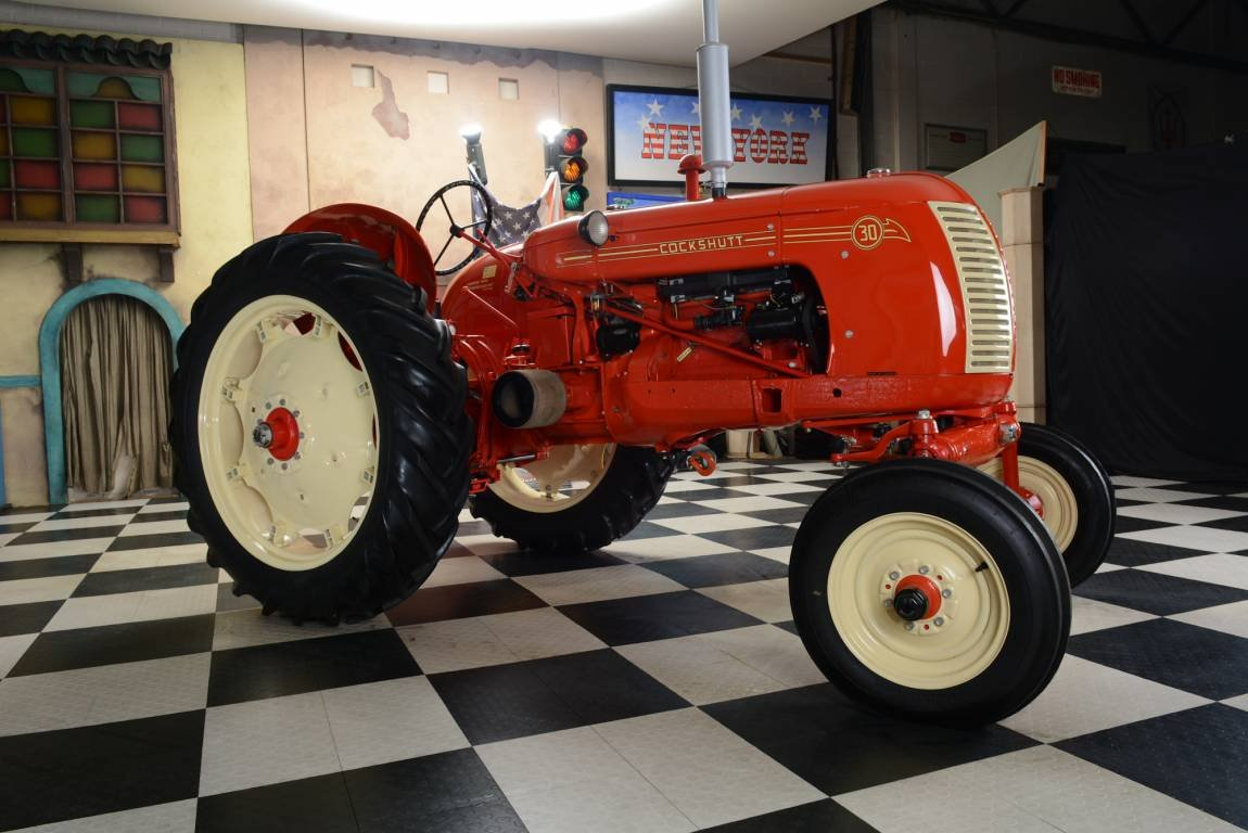 1951 Cockshutt 30 Traktor, Top Zustand For Sale (picture 5 of 6)