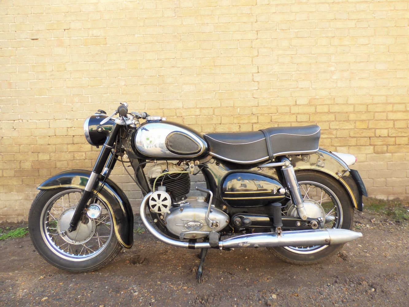 1952 Puch SGS 250cc SOLD (picture 1 of 6)