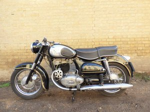 1952 Puch SGS 250cc SOLD