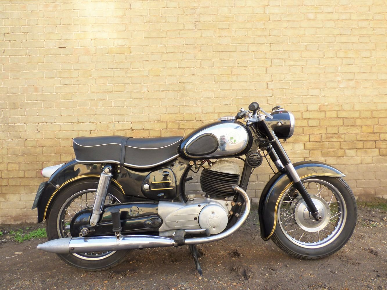 1952 Puch SGS 250cc SOLD (picture 2 of 6)