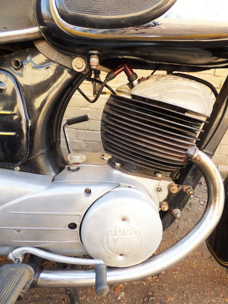 1952 Puch SGS 250cc SOLD (picture 4 of 6)