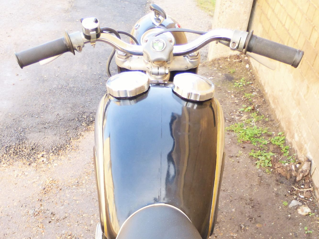1952 Puch SGS 250cc SOLD (picture 5 of 6)