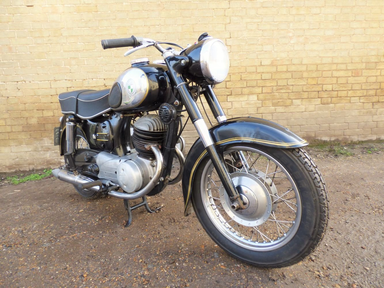 1952 Puch SGS 250cc SOLD (picture 6 of 6)