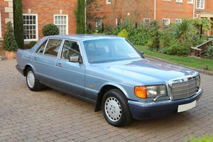 1989/G - MERCEDES BENZ - 500 SEL - W126 For Sale