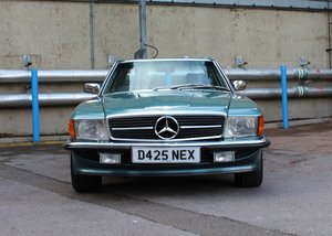 1987 Mercedes-Benz 300 SL Roadster SOLD by Auction