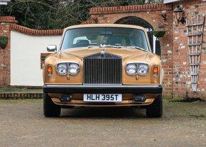 1978 Rolls-Royce Silver Shadow II SOLD by Auction