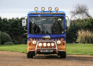 1978 Crompton Milk Float (Guinness World Record Holder) SOLD by Auction