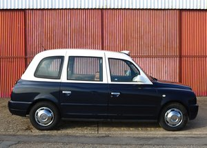 2011 London Taxi International TX4 SOLD by Auction