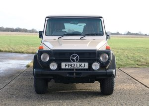 1988 Mercedes-Benz 280GE Long Wheelbase SOLD by Auction
