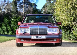 1991 Mercedes-Benz 500E SOLD by Auction