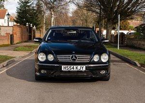 2004 Mercedes-Benz CL55 AMG Kompressor SOLD by Auction