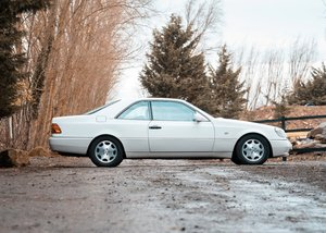 1993 Mercedes-Benz 600 SEC SOLD by Auction