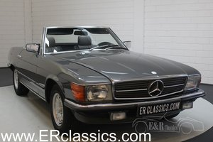 Mercedes-Benz 280SL 1982 Cabriolet in top condition For Sale