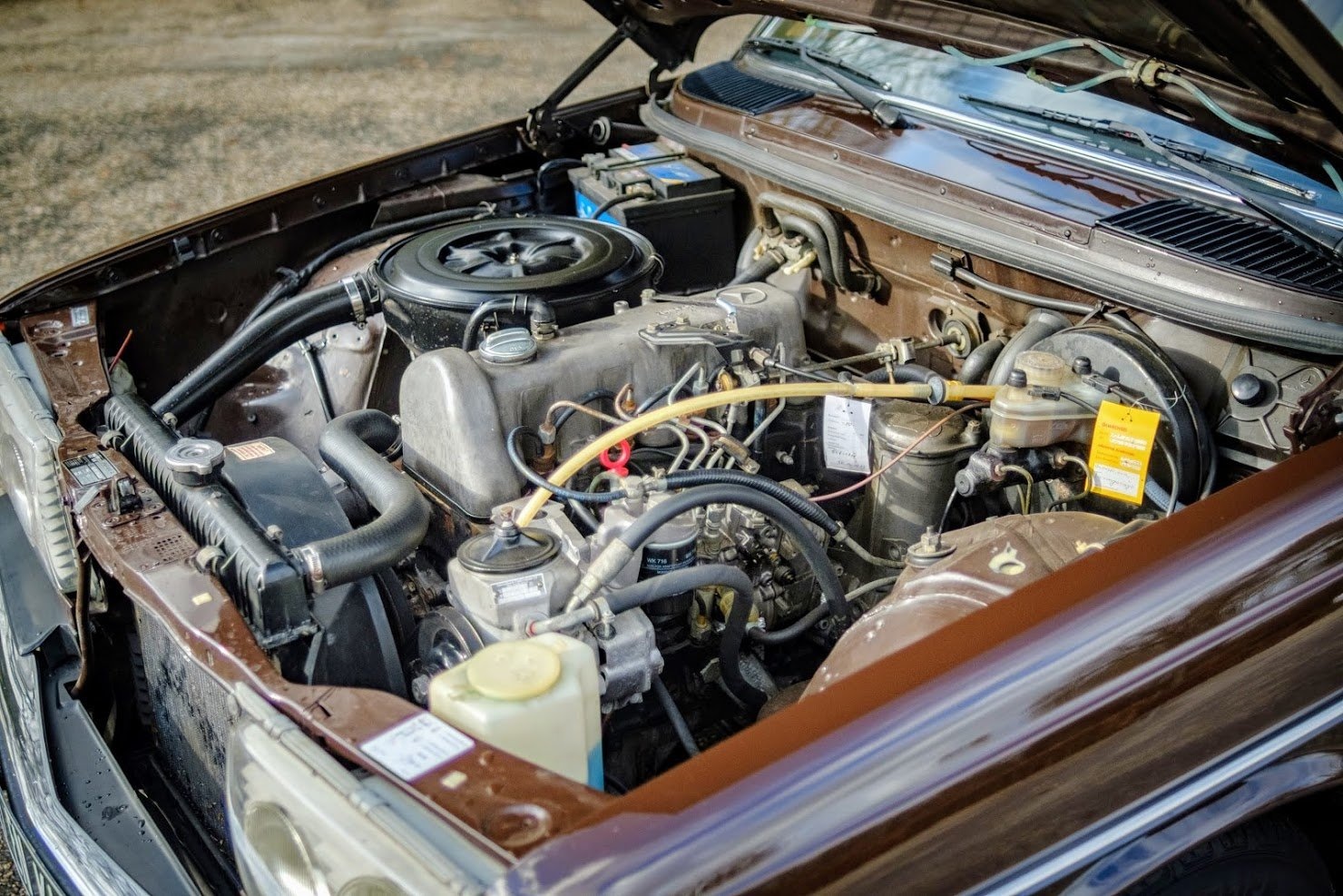 1981 Mercedes Benz 240 D. Mercedes 240D, 240 Mercedes Benz For Sale (picture 4 of 6)
