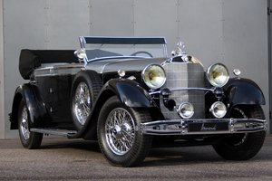 1931 Mercedes-Benz 770 K Cabriolet D Type W07 LHD For Sale