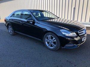 2013 MERCEDES-BENZ E CLASS 2.1 E220 CDI SE AUTO 168 BHP  For Sale