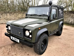 1989 land rover 90 soft top+300tdi power+7 seats+12M MOT SOLD