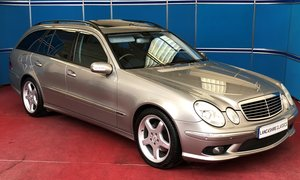2005 Mercedes E320 Cdi Avantgarde Estate SOLD