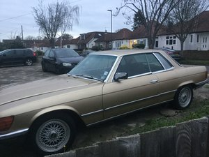 1981 Mercedes Benz 280 SLC  Coupe For Sale