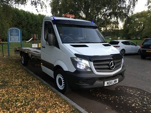 2011 STUNNING MERCEDES SPRINTER RECOVERY TRUCK For Sale