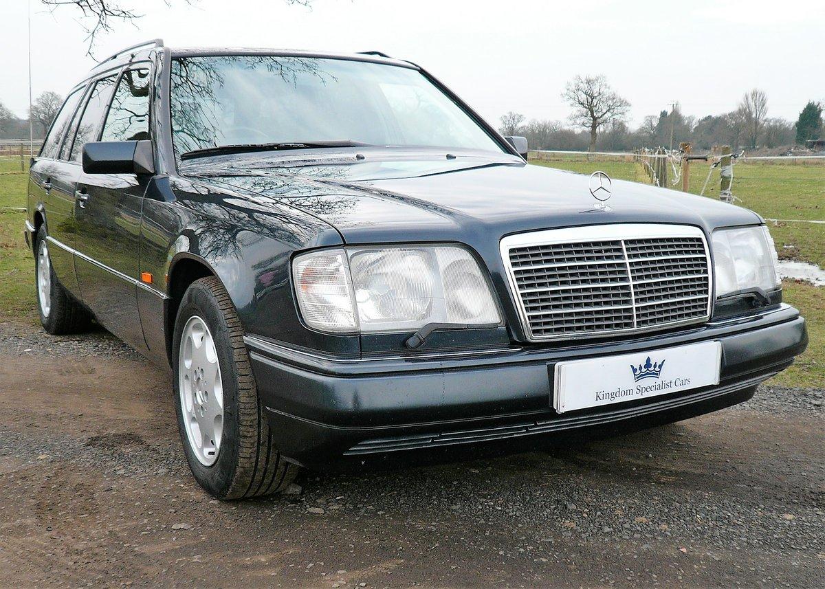 1996 Mercedes-Benz E320 W124 Sportline Estate - Low Mileage & FSH SOLD (picture 1 of 6)