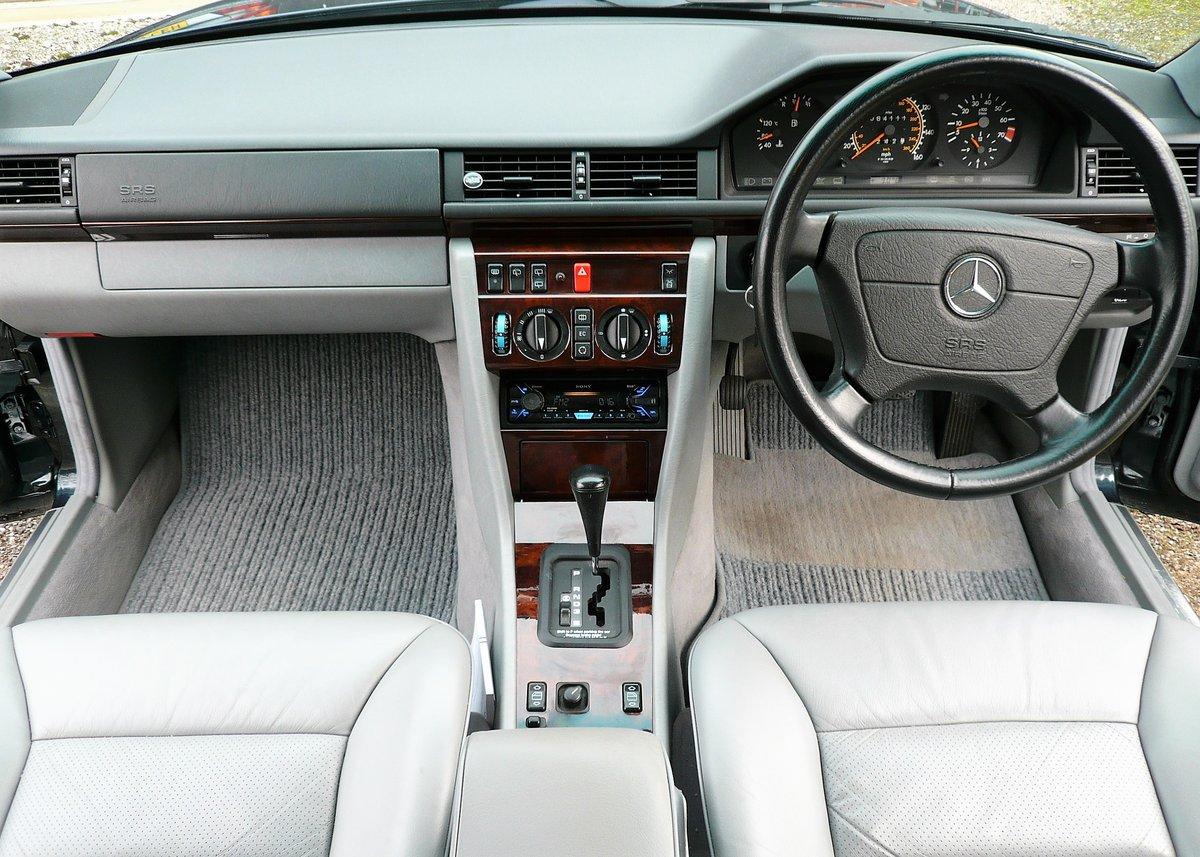 1996 Mercedes-Benz E320 W124 Sportline Estate - Low Mileage & FSH SOLD (picture 2 of 6)