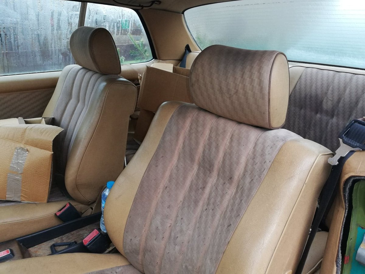 Rare 1981 Mercedes 230 CE Classic W123 COUPE  For Sale (picture 5 of 6)